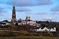 Вид на Иоанно-Богословский мужской монастырь в селе Пощупово Рязанской области.jpg