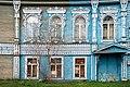 Дом Калинина (дом колхозника), Белозерск. Фото 1.jpg