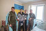 Командування Національної гвардії України відвідало поранених військовослужбовців на передодні Великодня 3321 (16463177184).jpg