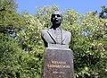 Могила письменника М. М. Коцюбинського, Болдина гора.jpg
