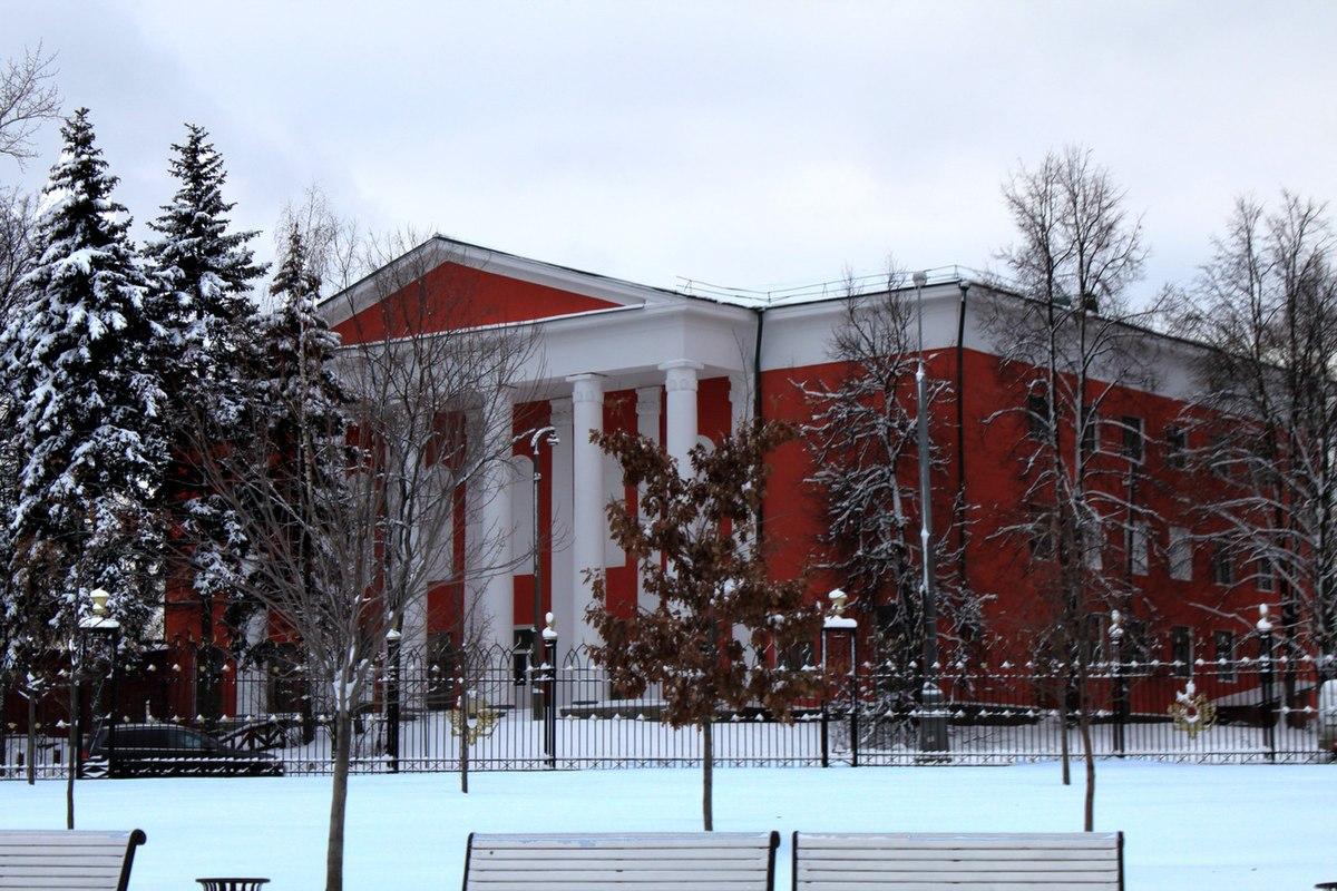 Театр в царицыно официальный сайт
