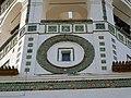 Новгородская обл. - Николо-Вяжищский монастырь, колокольня (декор 1).jpg