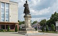 Оргеев, памятник Василию Лупу Monumentul lui Vasile Lupu din Orhei Vasile Lupu monument in Orhei (45922280011).jpg