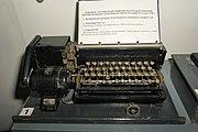 старинная клавиатура