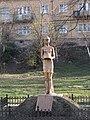 Пам'ятник мешканцям Острога, які загинули за незалежність Батьківщини в 1941-1945 роках.JPG