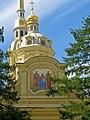 Петропавловский собор, вид из сада02.jpg