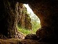 Пещера в Занозинской излучине, на реке Ай 2.jpg