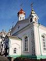 Полтава Здвиженський монастир Трапезна церква.JPG