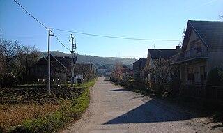 Pardik Village in Nišava District, Serbia