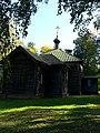 Церковь в честь св.благоверного князя Александра Невского (вид от дома).jpg
