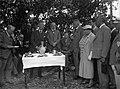 חרתיה - חגיגת נטיעת יער אלכסנדר בהשתתפות מר אוסישקין והנציב העליון סיר ווקופ-JNF044675.jpeg