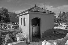 קברו של רבי יצחק דלויה במרקש