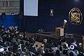 سخنرانی علیرضا پناهیان در جمع هیئت های مذهبی در قصر شیرین به مناسبت بیست و دوم بهمن ماه Alireza Panahian 42.jpg
