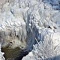 یخ بستن آبشار کوره چکان در زمستان 92 - panoramio.jpg