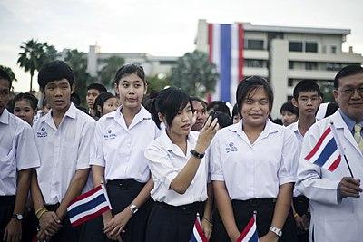 School uniforms in Thailand - Wikiwand