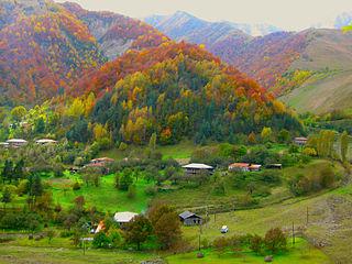 Dusheti Municipality Place in Mtskheta-Mtianeti, Georgia