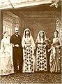 მ. კაჩუხაშვილის ქორწილი. 1886 წ. ა. მიხაილოვის ფოტო.jpg