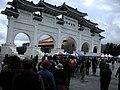 台北中正紀念堂 National Chiang Kai-shek Memorial Hall. - panoramio - Tianmu peter (6).jpg