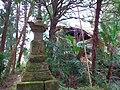 庵寺跡^の仏塔 五條市霊安寺町にて 2013.3.22 - panoramio.jpg
