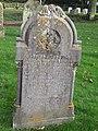-2019-11-13 Headstone of Thomas Romaine Govett, died September 17 1885, Age 69, Trimingham churchyard.JPG