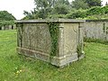 -2020-06-12 Chest tomb, Parish church of All Saints, Walcott, Norfolk (1).JPG