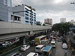 Taft Avenue in Manila