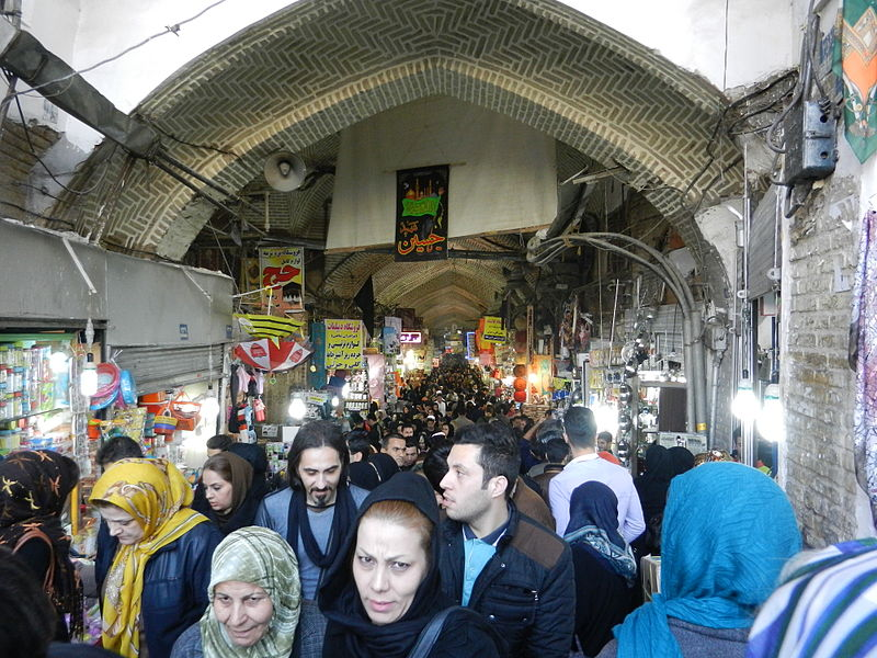 Iran Uskonto