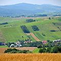 02014 Pielnica-Tal zwischen Nowotaniec und Nadolany, von Bukowica aus gesehen...JPG