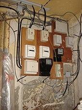 edf relève compteur électrique