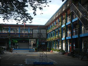 Arellano University - Arellano University in Mandaluyong