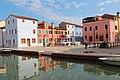 0 Burano, Rio de la Giudecca et étals du marché aux poissons.JPG