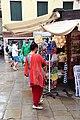 0 Venise, boutique d'éventails du quartier du Campo de Sant'Aponal.JPG
