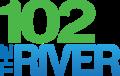 102.1 WRVB Parkersburg, WV Logo.png