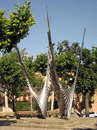 116 Monument als Països Catalans, d'Andreu Alfaro (pl. del Carme).jpg