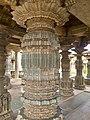 12th century Mahadeva temple, Itagi, Karnataka India - 138.jpg