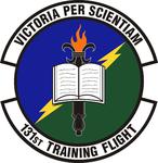 131 Training Flt emblem.png