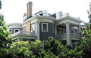 Prospect Park South - Image: 1440 Albemarle Road Prospect Park South