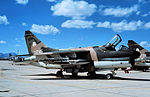 146th Tactical Fighter Squadron A-7D Corsair II 74-1745 2.jpg