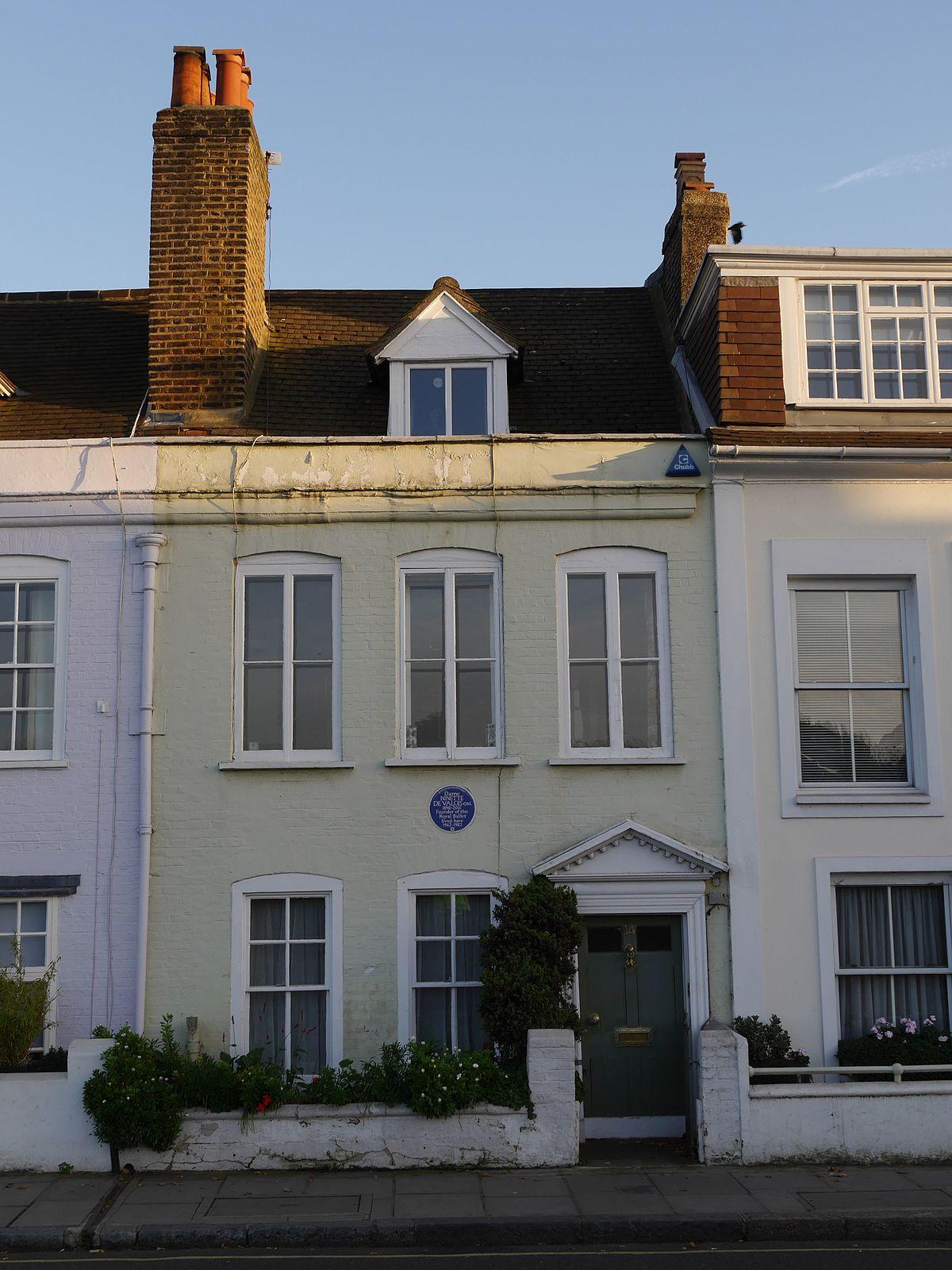 14 The Terrace, Barnes - Wikipedia