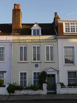 Barnes, London - 14 The Terrace, Barnes