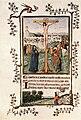 14th-century painters - Page from the Très Belles Heures de Notre Dame de Jean de Berry - WGA16012.jpg