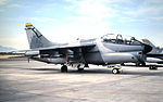 152d Tactical Fighter Squadron A-7K Corsair II 79-0464.jpg