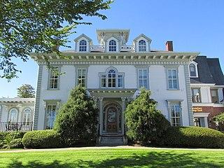 Tappan-Viles House