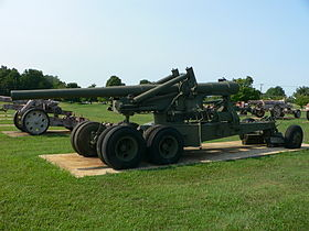 M1 155 mm Long Tom