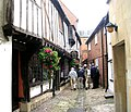 15th Century Cottages - near Town Hall - geograph.org.uk - 945948.jpg