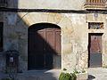 160 Casa al carrer de Julià Fuchs, 33 (Monistrol de Montserrat), portes.JPG
