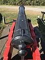 1798 Carron cannon, Fort Lytton 04.jpg
