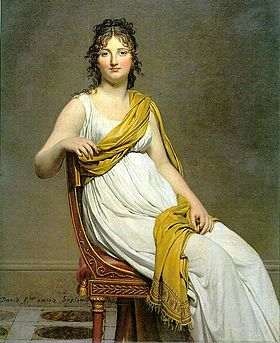 Image illustrative de l'article Portrait de madame de Verninac