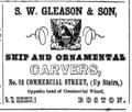 1848 Gleason CommercialSt BostonDirectory.png