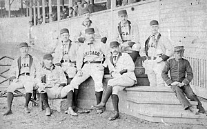 1889 Chicago White Stockings season - The 1889 Chicago White Stockings